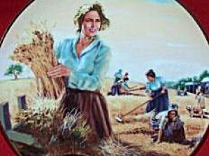 Woman's Harvest #2 Little House On The Prairie Michael Landon 70s Tv Christopherson