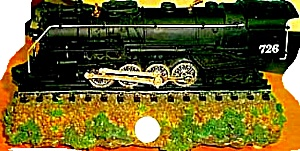 Lionel Train #726 Berkshire Steam Locomotive Music Loco-motion Locomotion Westla