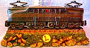 Lionel Train PENNSYLVANIA Locomotive MUSICAL 'Pennsylvania 6-5000' Paperwt #2277 (Image1)
