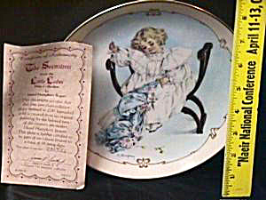 THE SEAMSTRESS-M.H.BOGART-LITTLE LADIES (Image1)
