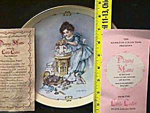 PLAYING MAMA -M.H.BOGART-Little Ladies (Image1)