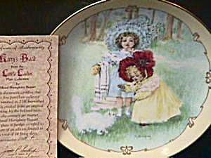 KITTY'S BATH - M.H.BOGART-Little Ladies ser. (Image1)