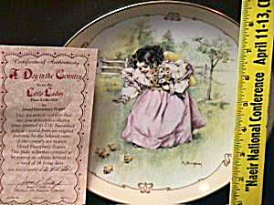 A Day in the Country-Little Ladies-M.H.Bogart (Image1)