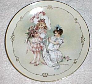 PLAYING BRIDESMAID -M.H.BOGART-Little Ladies (Image1)