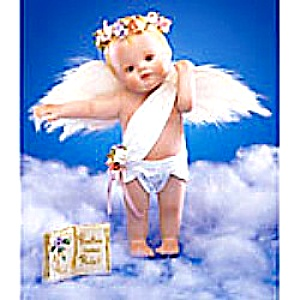 Practice Makes Perfect Little Messengers Angel Phyllis Parkins Traffic Cop Doll Figur