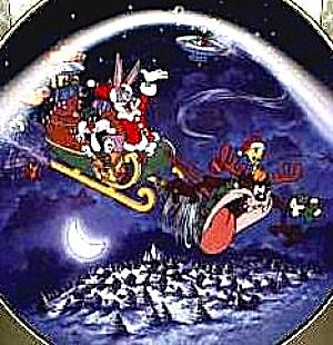 Whats Up Santa? Looney Toons - Bugs Taz WB Loony (Image1)