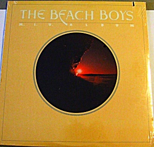 THE BEACH BOYS M.I.U. '78 LP Warner Bros/Reprise MSK2268 NEW Maharishi U Fairfield IA (Image1)