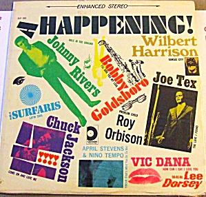A HAPPENING! TOP POP rare SURFARIS ORBISON Goldsboro Dana Tex Nino Rivers Dorsey 1967 (Image1)