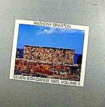 Anthony Braxton Seven Standards 1985 Volume II 2 Magenta A&M Windham Jazz LP LN Jones (Image1)