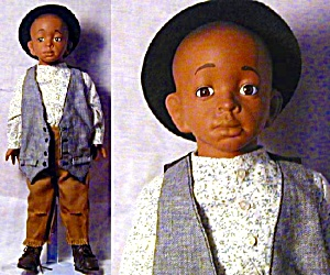 STYMIE LITTLE RASCALS Artist S.J.Hoffman Black Our Gang African Ashton (Image1)