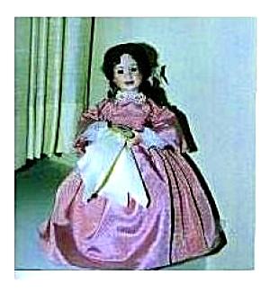 Meg Little Women #96252 Wendy Lawton Ashton-Drake Hamilton Porcelain Doll Ashton (Image1)