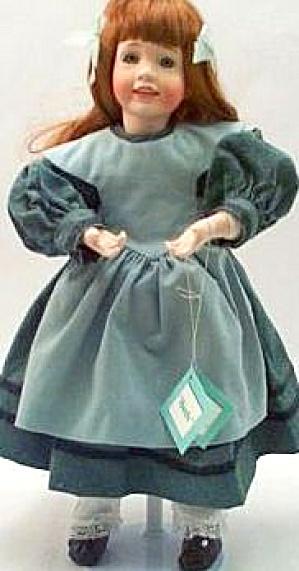 BETH Little Women 96253 Wendy Lawton Ashton-Drake Hamilton Porcelain Doll Ashton (Image1)