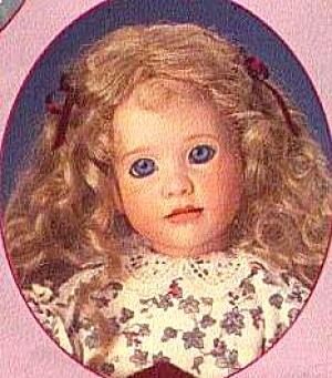 AMY Little Women #96254 Wendy Lawton Ashton-Drake Hamilton Porcelain Doll Ashton (Image1)
