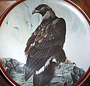 GOLDEN EAGLE #1 6 Majestic Birds Of Prey C. Ford Riley Artist 10 1/4 in MIB US Raptor (Image1)