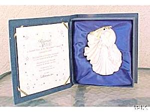 MILLENIUM #7 REJOICE ORNAMENT LUCCHESI SR DORCY ROMAN FARO ITALY #55218 MORCALDO 1998 (Image1)