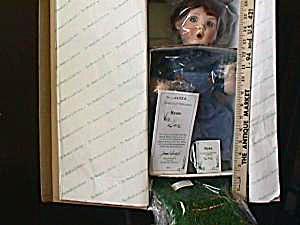 Ryan Boy Doll Kay McKee Ashton Drake HAMILTON Frogs Summer Grass Mat 1993 MIB Mint 97 (Image1)