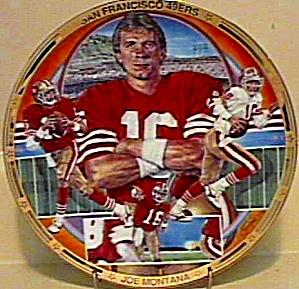 JOE MONTANA FINDING A WAY TO WIN : SAN FRANCISCO 49ers 1996 NFL  Joseph Catalano (Image1)