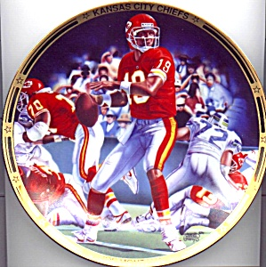Kansas City Chiefs Joe Montana Comeback Kid Joseph Andrew Catalano Nfl Hamilton