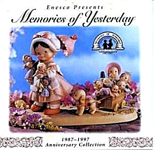 Memories of Yesterday 1987-1997 Anniversary Collection Catalog #97YR MOY M.L. Attwell (Image1)