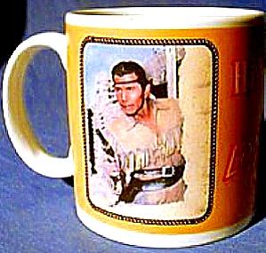 Hamilton Presents Lone Ranger Tonto Mug TV Western Hi-Yo Silver Jay Silverheels P2878 (Image1)