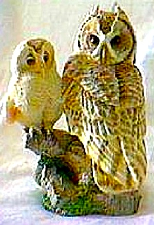 Nesting Instincts Owls : Mother's Pride Mom &
