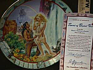 Legend Of The Bridal Veil Native American Legends A. Biffignandi 1996 Indian Wedding