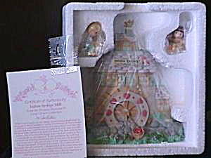 Indian Springs Mill Precious Moments Enesco Cozy Corner Collection
