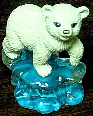1997 Strollin' Along Polar Playmates  M. Mike Adams 1 of 12 Bears Bear Cub (Image1)