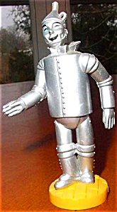 The Tinman Wizard Of Oz Hamilton Presents Pvc Figures Figurine Ornament MGM Loews Woz (Image1)