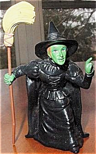 WICKED WITCH Wizard Oz Hamilton Presents Pvc Figure Figurines Ornaments MGM Loews 88 (Image1)