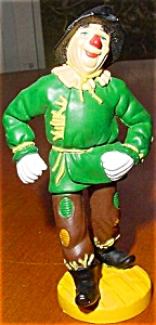 Scarecrow Wizard Oz Hamilton Presents Pvc Figure Figurines Ornaments MGM Loews WOZ 88 (Image1)