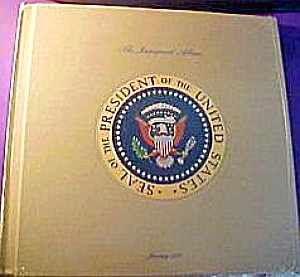 Jimmy Carter Presidential Inaugural Record Album January 1977 Columbia Stereo JC1 HTF (Image1)