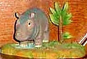 Protect Natures Innocents Pygmy Hippo Endangered Species Animal base Hamilton Manning (Image1)