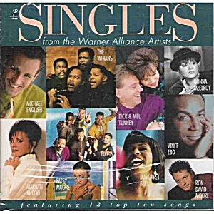 Various Singles From Warner Alliance Gospel Artists Featuring 13 Top 10 Songs WBD4142 (Image1)