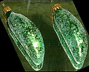 SWEET GHERKIN 1994 94-343-0 Radko Veggie Pickles CZECH Republic Czechoslovakia German (Image1)