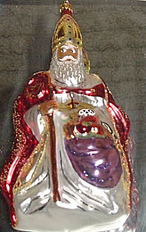 THE BISHOP - 95-127-0 951270 HARD TO FIND ORIGINAL ISSUE ORNAMENT (Image1)