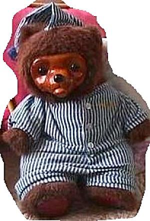 Raikes Benjamin Bear #5456 Spring 1986 (Image1)