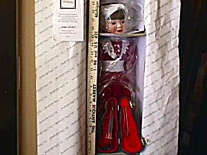 First Recital Doll Series Hillary Violinist Ashton Drake Hamilton Collection Nrfb Min