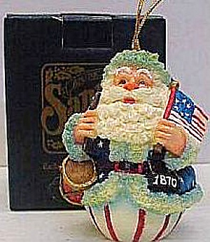 1870 American Santas Thru Decades Galleria Lucchese ROLY POLY ROLLY POLLY 66907 Roman (Image1)