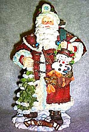1930 American Santas Through The Decades Galleria Lucchese Cloth-like Cloth Like 1996 (Image1)