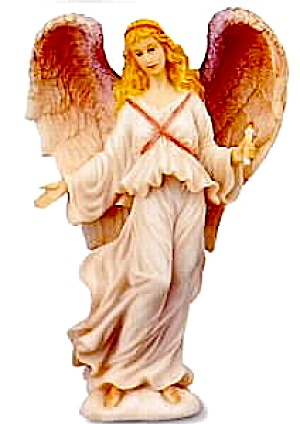 Priscilla Benevolent Guide Retired Seraphim Classic® Angel Master Sculptor Gaylord Ho