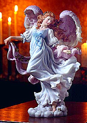 ARIEL HEAVEN'S SHINING STAR  LE CATALOG Exclusive #78051 Closed 1997 Seraphim Classic (Image1)