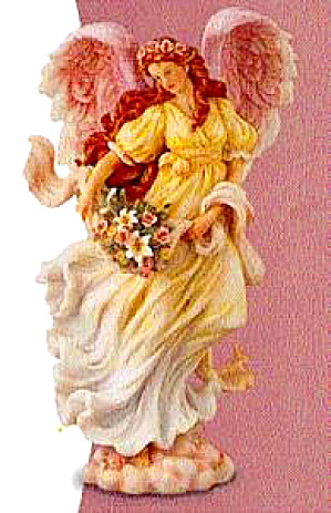 Chloe Nature's Gift #3 12 Inch #78068 Retired Seraphim Classics Angel Gaylord Ho :art