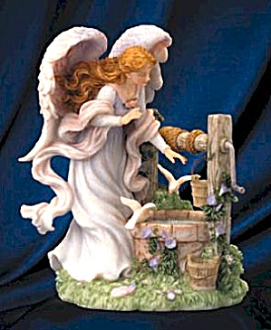 Alexandra Endless Dreams 98 Special Event Seraphim Classic® Angel Sculptor Gaylord Ho