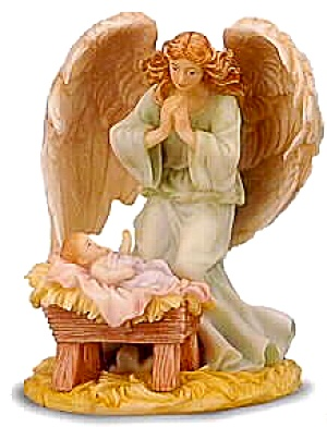Francesca - Loving Guardian Retired Seraphim Classic Angel Figurine Roman #78001