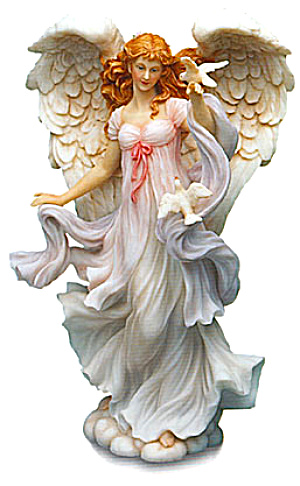 Vanessa Heavenly Maiden #2 12 Inch Seraphim Classic® Angel Master Sculptor Gaylord Ho