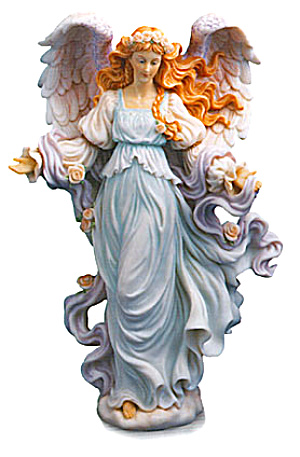 Alyssa Nature's Angel 1st 12 Inch Retired Seraphim Classic Angel Figurine Roman 70919