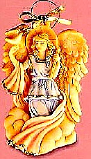 Seraphim Classic® #2 HELENA HEAVEN'S HERALD RETIRED  ANGEL ORNAMENT Roman #55118 (Image1)