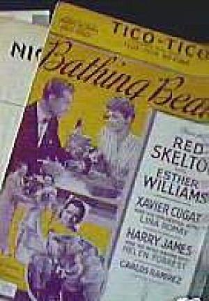 1943 BATHING BEAUTY TICO-TICO Abreu Portuguese Oliveira Drake Skelton Esther Williams (Image1)