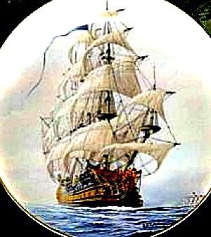 #II 2 The Refanu - Legendary Ships of the Sea / Alan D'Estrehan - Royal Cornwall (Image1)
